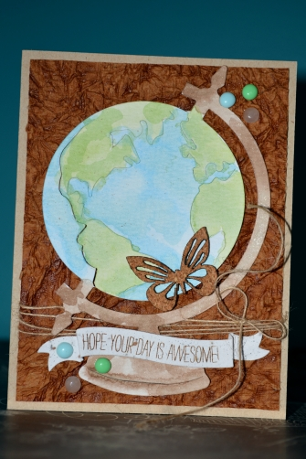 Earthday card