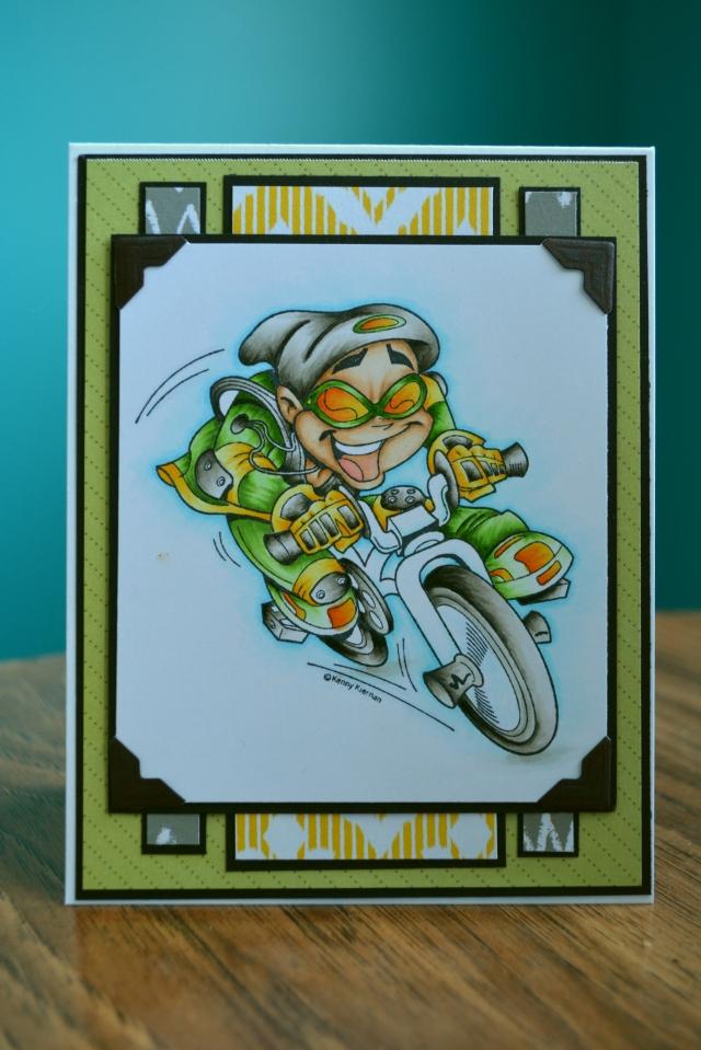 Bike Kid 1