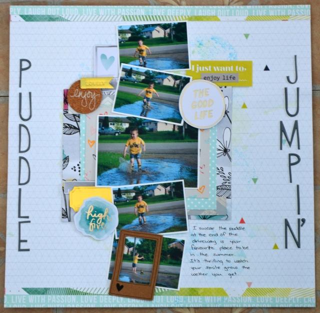 Puddle Jumpin 1
