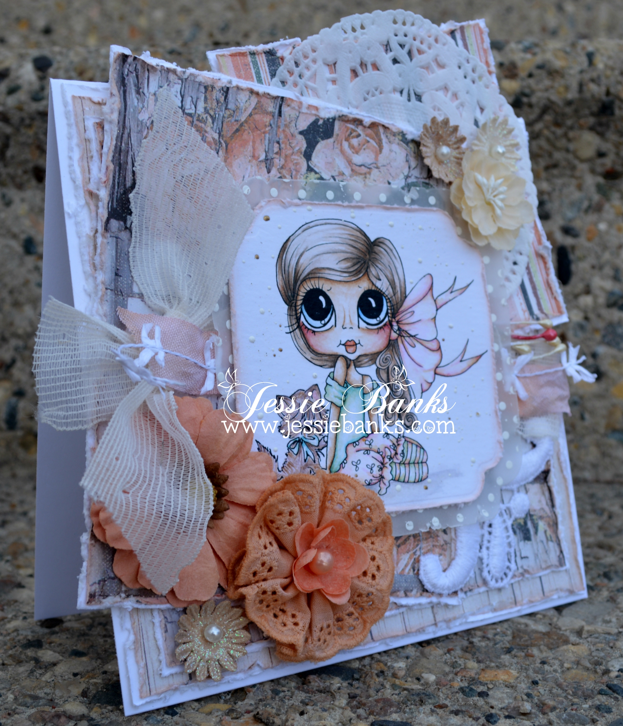 I Was So Happy Had Patterned Papers Handy That Went Well With The Colours On Image Do Not Plan Ahead Colour Images Whatever Want