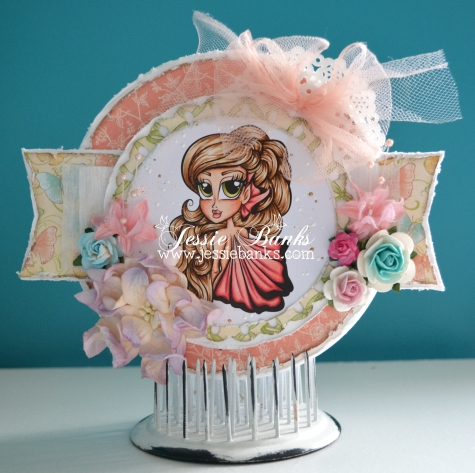 Simply Betty Fairy card 1