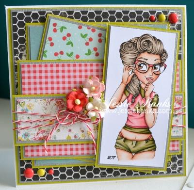 Slinky tart card 1