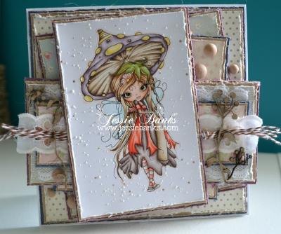 Mushroom card 1