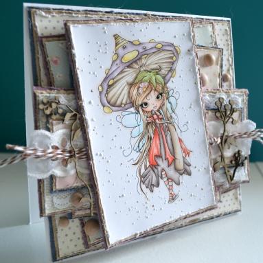 Mushroom card 2