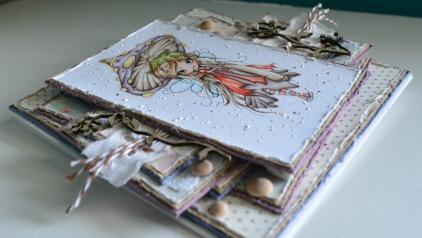 Mushroom card 3
