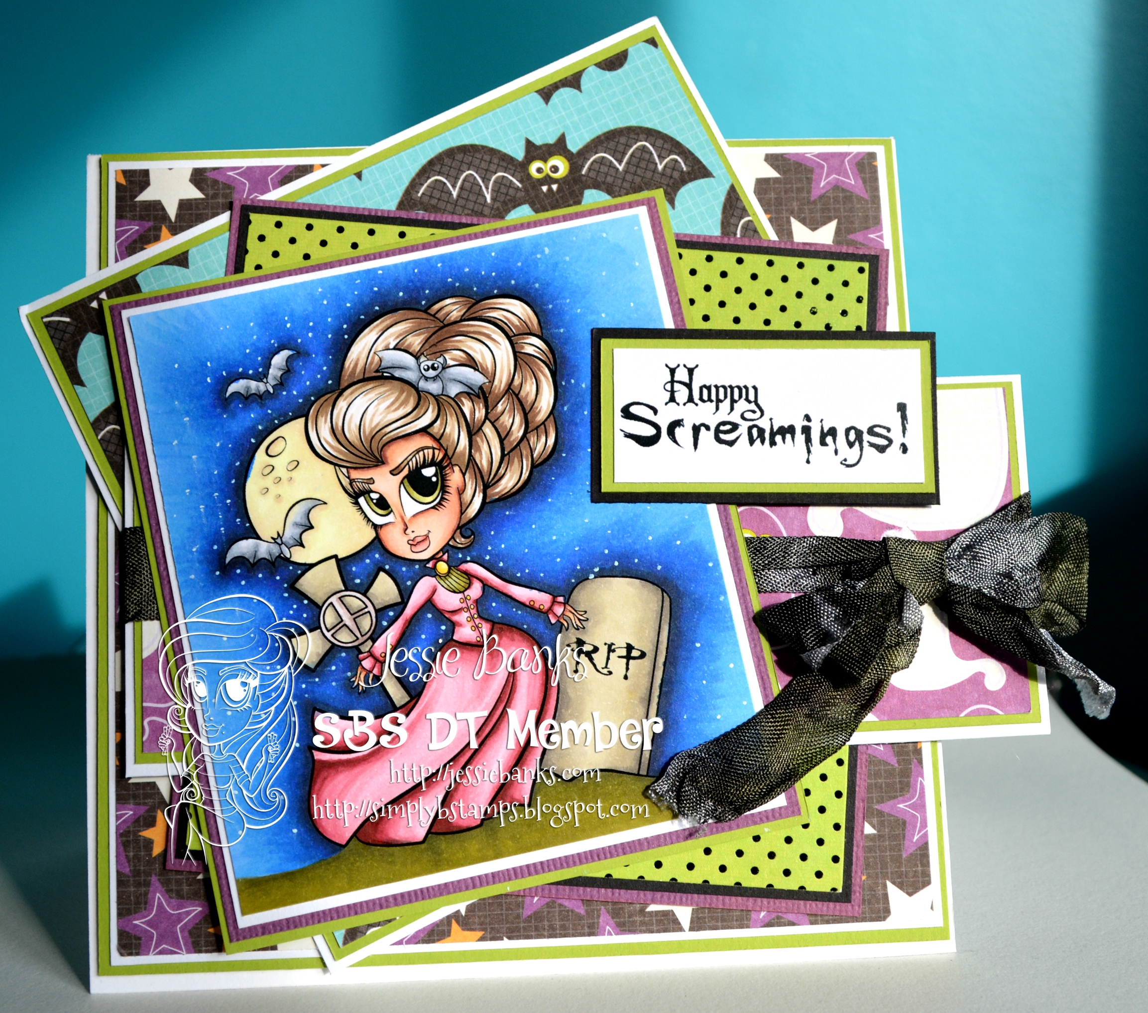 Simply Betty Stamps