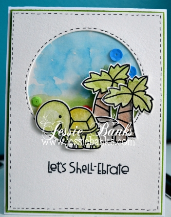 Paper smooches Shell-ebrate.jpg