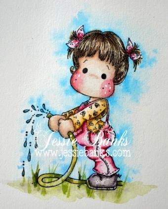 watering Tilda WM