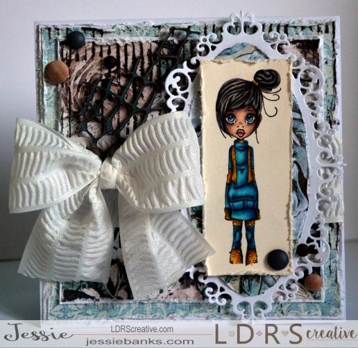 LDRS Pattern Love 1