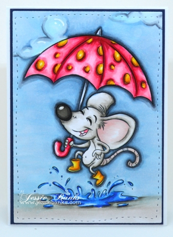 Jessie - Puddle Jumpin Mouse
