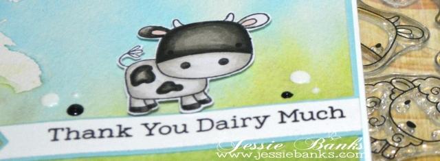 MFT Farm Friends - cow 2
