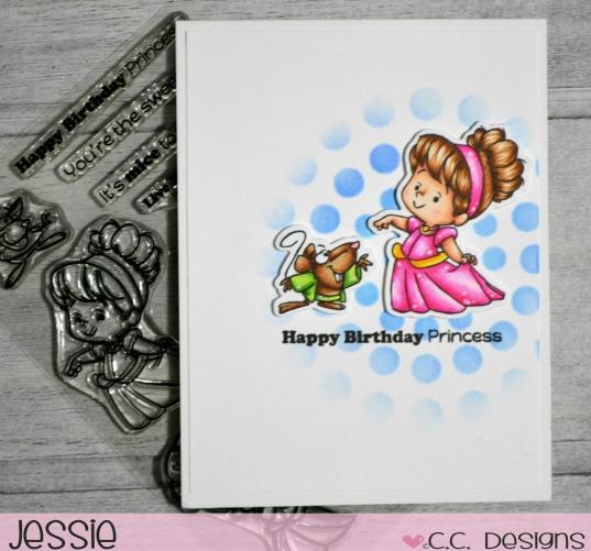 CC Designs - Magical Princess - Jessie Banks