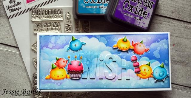 MFT Stamps - Birthday Chicks - Jessie Banks.jpg