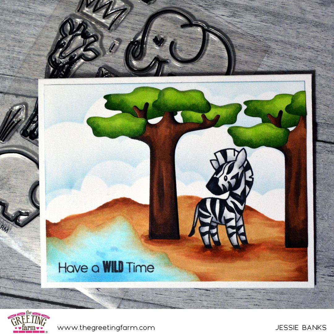 The Greeting Farm - Wild Time 2 - Jessie Banks