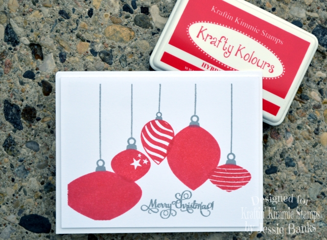 kraftin Kimmie Stamps- Holly Jolly Ornaments - jessie Bans.jpg