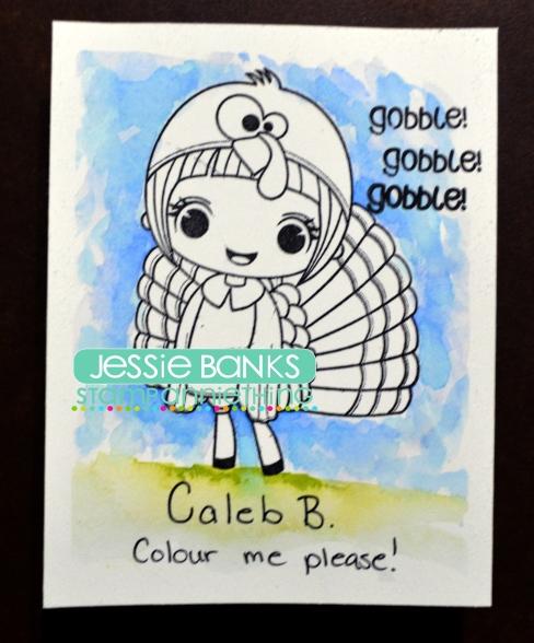 Stamp Anniething - Natalie Gobble - Jessie Banks