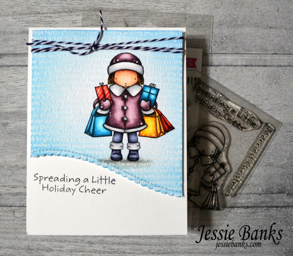 MFT Stamps - Holiday Cheer - Jessie Banks